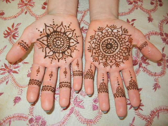 Easy Henna Mandalas My Home And Yours
