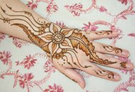 Professioanl henna tattoos and henna products in our Orlando henna studio