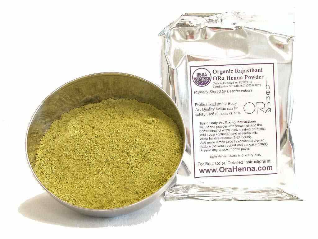 How to Store Henna Paste and Powder – Learn to Henna